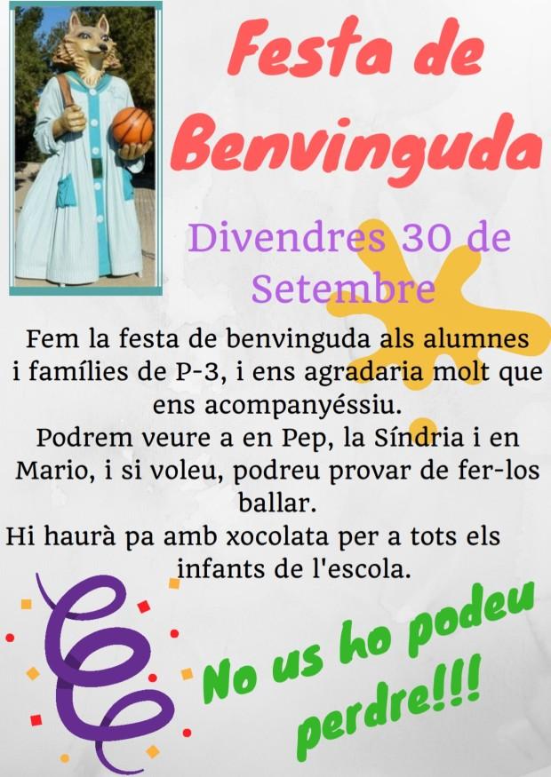 cartell-festa-benvinguda-p3-2016-17